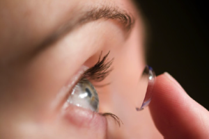Specialty Contact Lens Exam